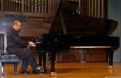 Aimar de Noronha Santinho. Concierto Música brasileña