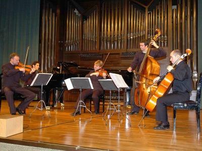 Ensemble Internationalité. Concierto Música brasileña