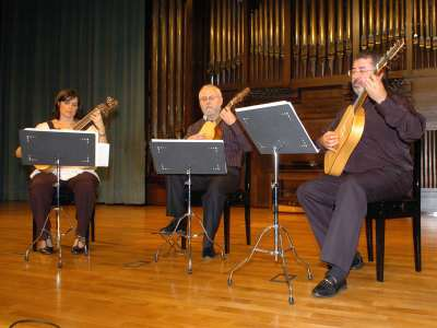 Armoniosi Concerti. Concierto La vihuela - La guitarra española