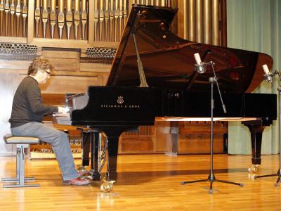 Chano Domínguez. Concierto Conciertos de jazz: el piano. En recuerdo de Tete Montoliú