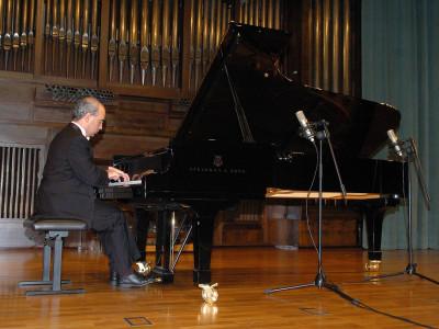 Miguel Ituarte. Concierto La danza en el piano