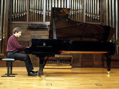 Gerardo López Laguna. Concierto Messiaen en su centenario
