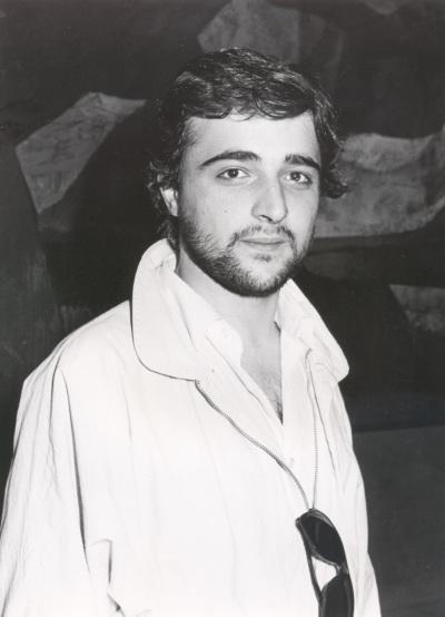 Ernest Martínez. Concierto Tribuna de jóvenes compositores