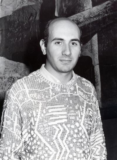 José Luis de la Fuente. Concierto Tribuna de jóvenes compositores