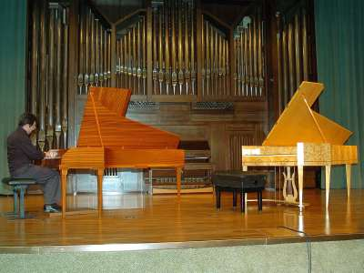 Yago Mahugo Carles. Concierto El fortepiano