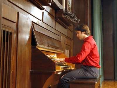 Raúl Prieto. Concierto Felix Mendelssohn, en su bicentenario