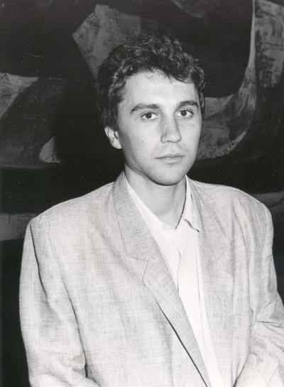 Roberto Mosquera. Concierto Tribuna de jóvenes compositores