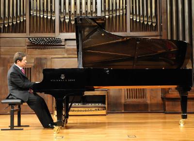 Antonio Ortiz. Concierto Preludios para piano