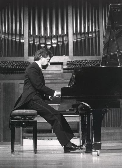 Isidro Barrio. Concierto Beethoven: variaciones para piano