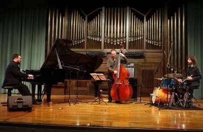 Federico Lechner, Antonio Miguel, Andrés Litwin y Federico Lechner Tango y Jazz Trio. Concierto Jazz fusión