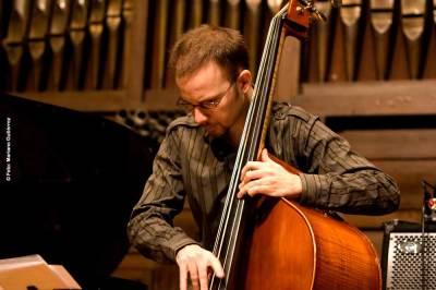 Federico Lechner Tango y Jazz Trio, Federico Lechner, Antonio Miguel y Andrés Litwin. Concierto Jazz fusión