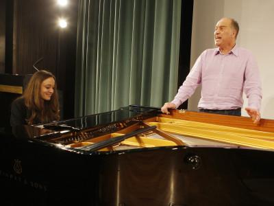 Marta Sánchez y Polo Vallejo. Concierto Músicas no escritas: el poder de la improvisación - Conciertos en familia