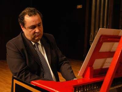 Javier Artigas. Concierto Frescobaldi y la escuela romana de clave