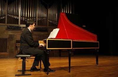 Alfonso Sebastián. Concierto Vivaldi, compositor para la cámara