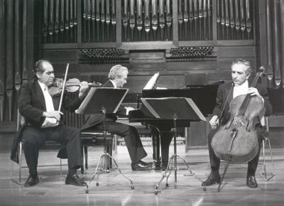Música Clásica y Canciones Soviéticas. Recitales para Jóvenes