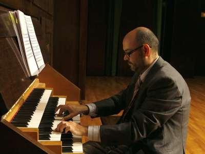 Carlos García-Bernalt. Concierto El legado de Cabezón: el tiento ibérico para órgano