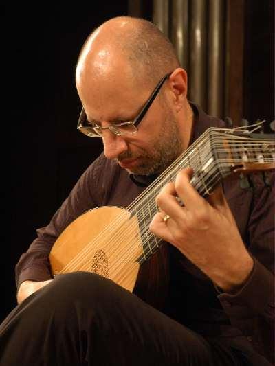 Franco Pavan. Concierto El laúd en Europa durante el barroco