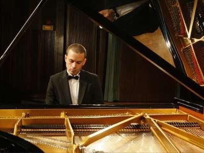Miguel Ángel Castro. Concierto Liszt como narrador. Los años de peregrinaje relatados por el compositor