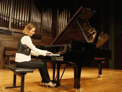 Judith Jáuregui. Concierto Mozart: integral de las sonatas para piano