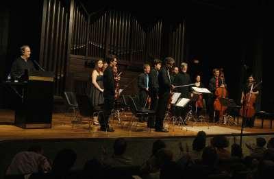 Orquesta Iuventas. Concierto Todos tocan juntos. La historia de la orquesta - Conciertos en familia