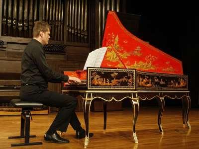 Belder Pieter-Jan. Concierto Bach polifónico