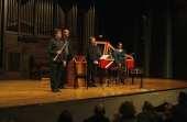 Hippocampus, Alberto Martínez Molina, Fernando Paz, Xavier Blanch y Ruth Verona. Concierto Telemann, el barroco del norte , 2012