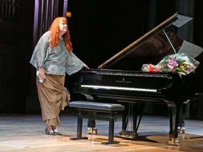 Nino Kereselidze. Concierto La formación del virtuoso: estudios para piano
