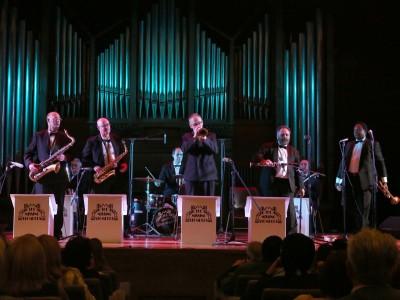 The Missing Stompers y Joseph Siankope. Concierto Armstrong y el jazz de Nueva Orleans