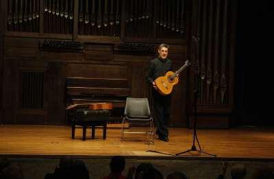 Carles Trepat. Concierto Sor y el nacimiento de la guitarra moderna - La guitarra española: de Sor al siglo XXI