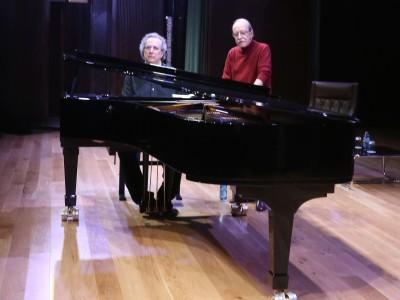 Uri Caine. Concierto Historia improvisada del jazz - A la manera de…: músicas improvisadas
