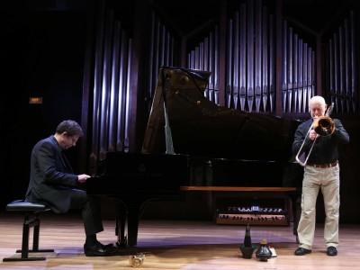 David Dolan, John Kenny y Cristina Moreno. Concierto El Clasicismo no escrito - A la manera de…: músicas improvisadas