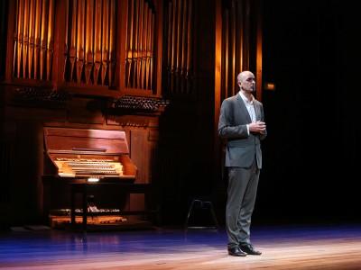 Daniel Oyarzábal. Concierto La saga Bach