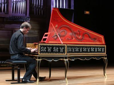 Ottavio Dantone. Concierto La saga Bach