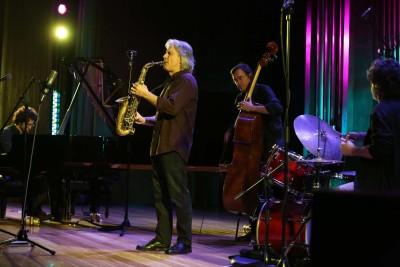Perico Sambeat Quartet. Concierto Charlie Parker, El perseguidor - El jazz de Julio Cortázar. En los 50 años de Rayuela