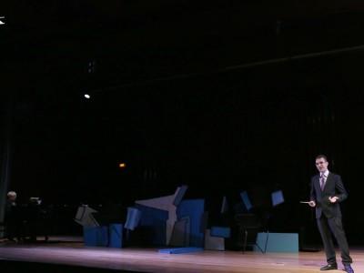 Celsa Tamayo y Ignacio Jassa. Concierto La zarzuela en un acto: música representada - Conciertos en familia