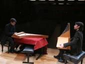 Tasto Solo Dúo, Guillermo Pérez y David Catalunya. Concierto Johan dels orguens en la corte de Juan I - Instrumentalis musica Medii Aevi