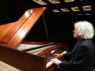 Ronald Brautigam. Concierto Románticos al fortepiano