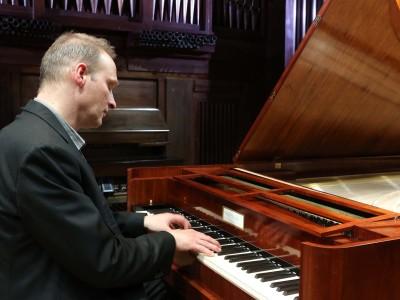 Bart Van Oort. Concierto Románticos al fortepiano