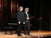 Robert Cameron y Jacques Zoon. Concierto A ritmo de vals