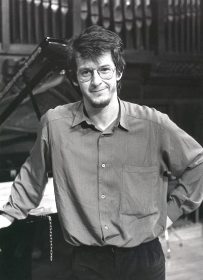 Carlos P. Galán Bueno. Concierto Tribuna de jóvenes compositores