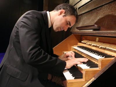 Juan de la Rubia. Concierto Música hipnótica: chaconas y folías