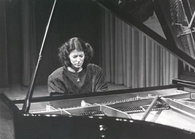 Eulalia Solé. Concierto Piano nacionalista español