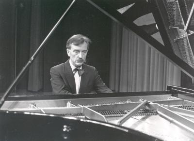 Ricardo Requejo. Concierto Piano nacionalista español