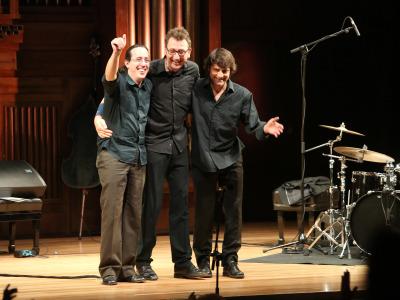 Lluis Coloma Trio. Concierto Al piano: blues & boogie-woogie - Blues, de Mississippi a Chicago