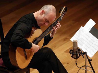 Ricardo Gallén. Concierto El intérprete como compositor