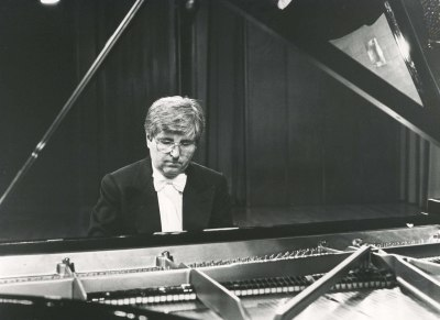 Ramón Coll. Concierto Integral de piano - Ravel