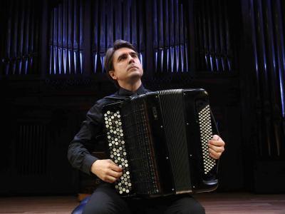 Iñaki Alberdi. Concierto El acordeón: original y transcripción