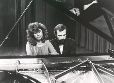 Carmen Deleito y Josep Colom. Concierto Integral de música de cámara - Ravel