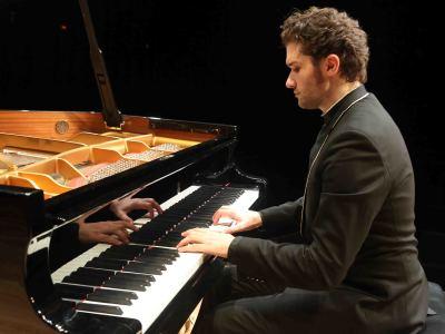Eduardo Fernández García. Concierto Hoffmann y el piano - E.T.A. Hoffmann: música y literatura