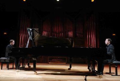 Dúo Curbelo. Concierto Ballets - E.T.A. Hoffmann: música y literatura
